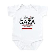 Gaza Massacre Infant Bodysuit
