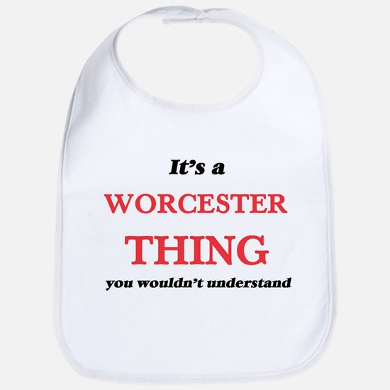 It's a Worcester Massachusetts thing, Baby Bib