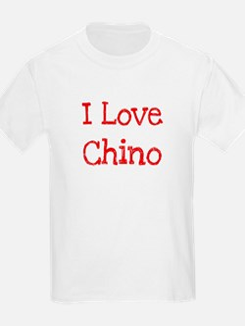 I love Chino T-Shirt