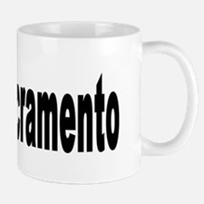 I Love Sacramento California Mug