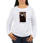 Charles Darwin Women's Long Sleeve T-Shirt