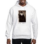 Charles Darwin Hooded Sweatshirt