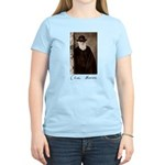Charles Darwin Women's Light T-Shirt