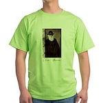 Charles Darwin Green T-Shirt