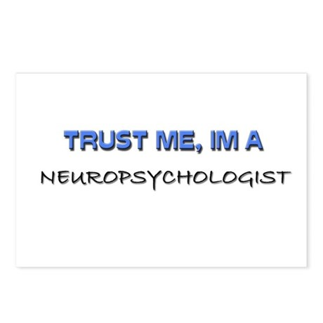 Trust Me I'm a Neuropsychologist Postcards (Packag