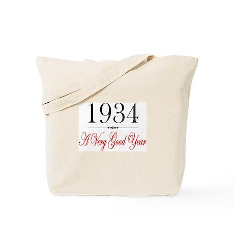 1934 Tote Bag