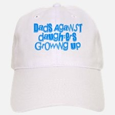 Dads Against Daughters Growing Up Baseball Baseball Cap