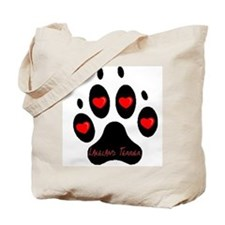 """Lakeland Terrier"" Tote Bag"