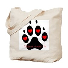 """Catahoula Leopard Dog"" Tote Bag"