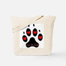 """Coton de Tulear"" Tote Bag"