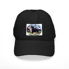 Unique Mountain dog Baseball Hat