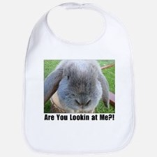 Are You Lookin at Me?! Bib