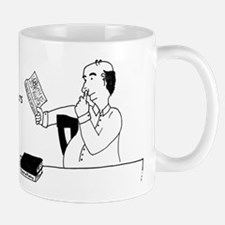 Bob the Nosepicker Mug