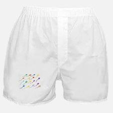 color burst sperm Boxer Shorts