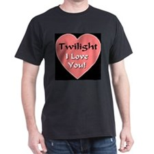 Twilight I Love You T-Shirt