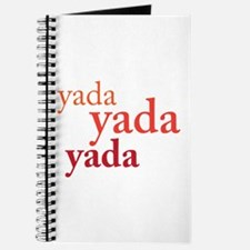 """Yada Yada Yada"" Journal"