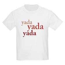 """""""Yada Yada Yada"""" T-Shirt"""