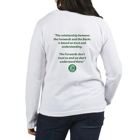 Alameda Rugby Women's Long Sleeve T-Shirt