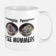 i see mummers 1 Mug