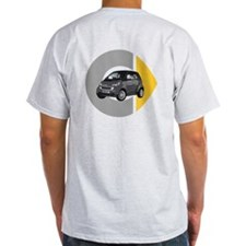 What's Your Color? Gray Smart Car T-Shirt