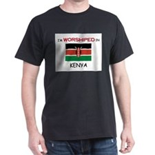 I'm Worshiped In KENYA T-Shirt
