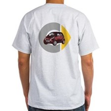 What's Your Color? Red Smart Car T-Shirt