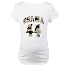 Obama camo 44th President Shirt