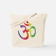 Chakra Aum Tote Bag