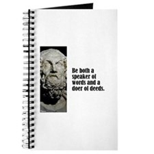 "Homer ""Be Both"" Journal"