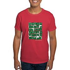 Arabic Alphabet Blocks T-Shirt