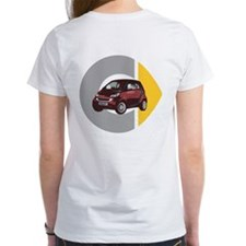 What's Your Color? Red Smart Car Tee