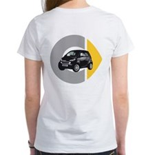 What's Your Color? Black Smart Car Tee