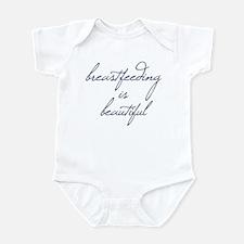Breastfeeding Is Beautiful - Infant Bodysuit