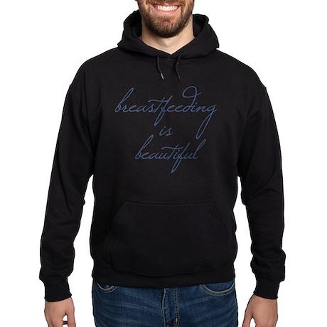 Breastfeeding Is Beautiful - Hoodie (dark)