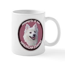 American Eskimo Pawperty Mug