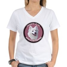 American Eskimo Pawperty Shirt