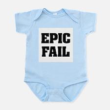 Epic Fail Infant Bodysuit
