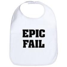 Epic Fail Bib