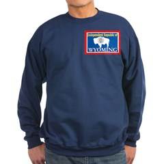 Wyoming-4 Sweatshirt