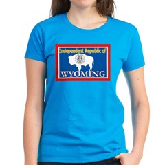 Wyoming-4 Tee