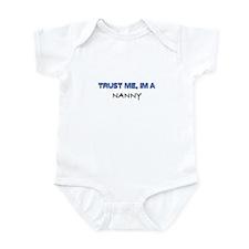Trust Me I'm a Nanny Infant Bodysuit