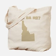 Who Da Ho? Tote Bag