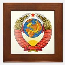 Proletariat of all Countries, Unite Framed Tile