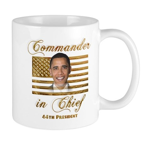 Commander in Chief Mug