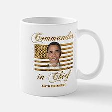 Commander in Chief Small Small Mug