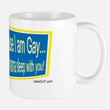 Just because (Gay) Mug