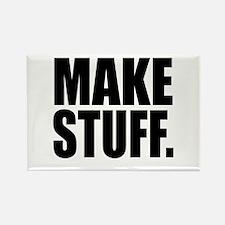 """Make Stuff"" Rectangle Magnet (10 pack)"
