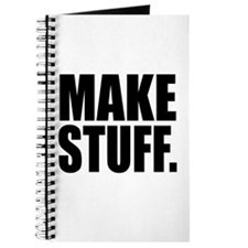 """Make Stuff"" Journal"