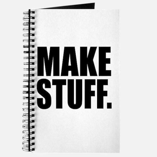 """""""Make Stuff"""" Journal"""