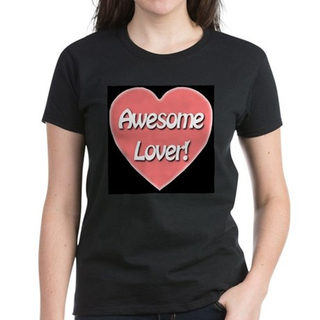 Awesome Lover Women's Dark T-Shirt